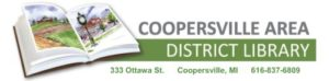 Coopersville Library Logo